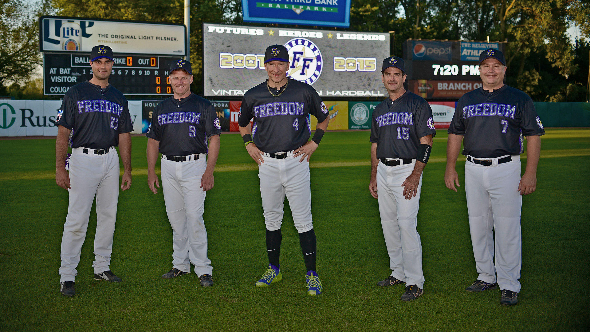 Markiewicz Team Freedom Fighters Baseball